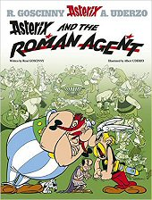 cover: Asterix and the Roman Agent
