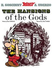 cover: The Mansions of the Gods