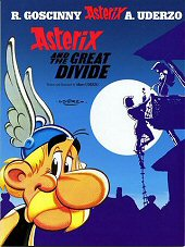 cover: Asterix and the Great Divide