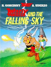 cover: Asterix and the Falling Sky