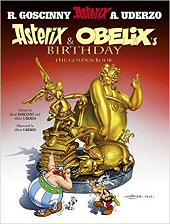 cover: Asterix and Obelix's Birthday