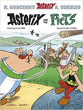 cover: Asterix and the Picts