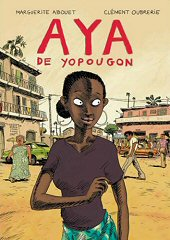 cover: Aya de Yopougon
