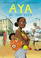 cover: Aya of Yop City
