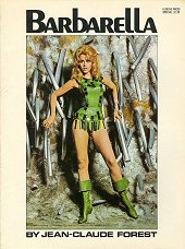 cover: Barbarella, 2. ed.