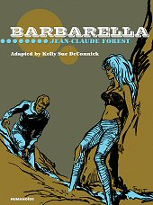 cover: Barbarella