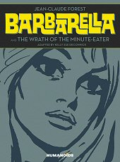 cover: Barbarella - Barbarella and The Wrath of the Minute-Eater