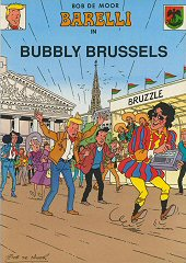 cover: Barelli - Barelli in Bubbly Brussels
