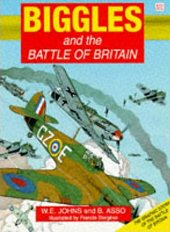 cover: Biggles and The Battle of Britain