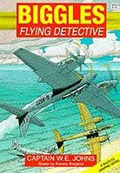cover: Biggles - Flying Detectives