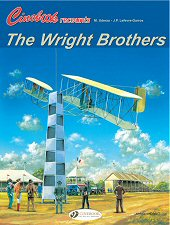cover: Cinebook recounts - The Wright Brother