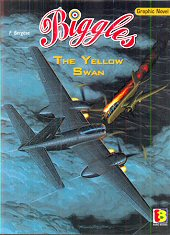 cover: Biggles - The Yellow Swan