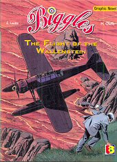 cover: Biggles - The Flight Of The Wallenstein