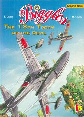 cover: Biggles - The 13th Tooth Of The Devil