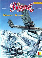 cover: Biggles - Deadly Snow