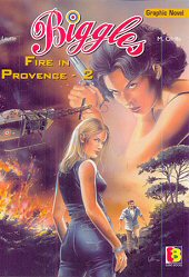 cover: Biggles - Fire In Provence - 2