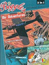cover: Biggles - Air Adventures