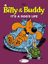 cover: Billy and Buddy - It's a Dog's Life
