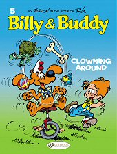 cover: Billy and Buddy - Clowning Around