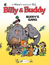 cover: Billy and Buddy - Buddy's Gang