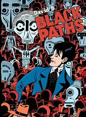 cover: Black Paths