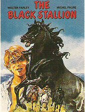 cover: The Black Stallion