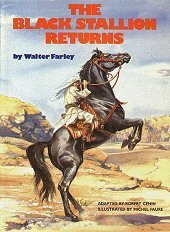 cover: The Black Stallion Returns