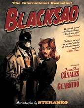 cover: Blacksad - Somewhere Within the Shadows