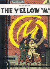 cover: Blake & Mortimer - The Yellow M
