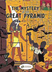 cover: Blake & Mortimer - The Mystery of the Great Pyramid - Part 1