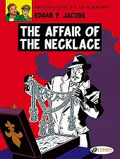 cover: Blake & Mortimer - The Affair of the Necklace