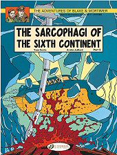 cover: Blake & Mortimer - The Sarcophagi of the Sixth Continent Part 2