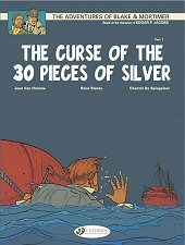 cover: Blake & Mortimer - The Curse of the 30 Pieces of Silver Part 1