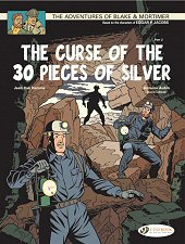 cover: Blake & Mortimer - The Curse of the 30 Pieces of Silver Part 2