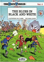 cover: The Blue Tunics - The Blues In Black And White