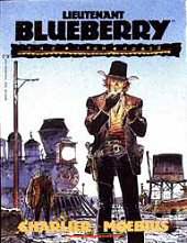 cover: Blueberry - The Iron Horse