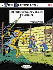 cover: The Bluecoats - Robertsonville Prison