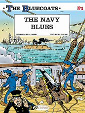 cover: The Bluecoats - The Navy Blues