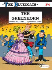 cover: The Bluecoats - The Greenhorn
