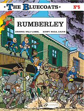 cover: The Bluecoats - Rumberley