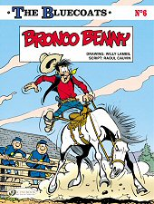 cover: The Bluecoats - Bronco Benny