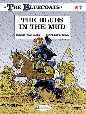 cover: The Bluecoats - The Blues in the Mud
