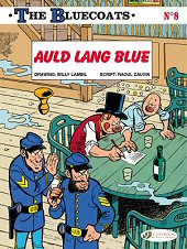 cover: The Bluecoats - Auld Lang Blue