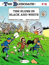 cover: The Bluecoats - The Blues in Black and White