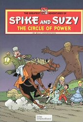 cover: Spike and Suzy - The Circle of Power