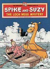 cover: Spike and Suzy - The Loch Ness Mystery