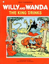 cover: Willy and Wanda - The King Drinks