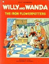 cover: Willy and Wanda - The Iron Flowerpotters
