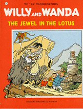 cover: Willy and Wanda - The Jewel in the Lotus