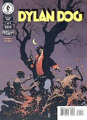 cover: Dylan Dog 1